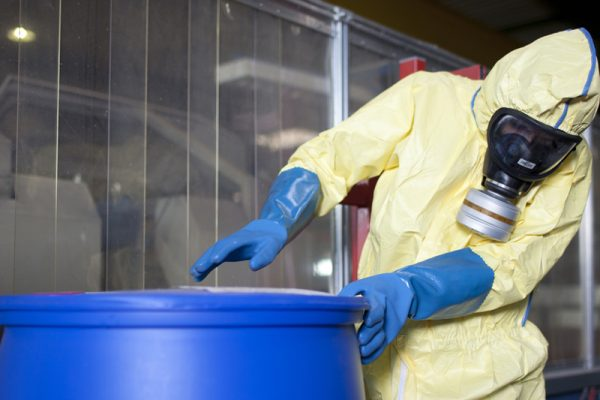Understanding your obligations when producing Hazardous Waste