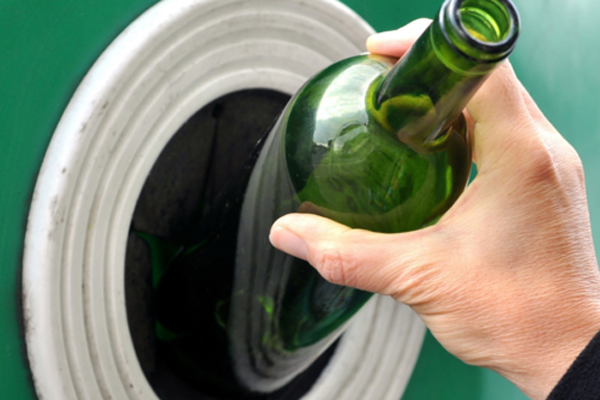 Time to smash your glass recycling targets