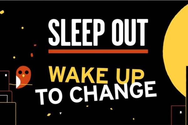 Support Cawleys' Sleep Out for Centrepoint