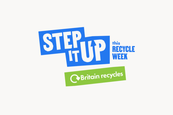 Step it Up this RECYCLE WEEK 2021